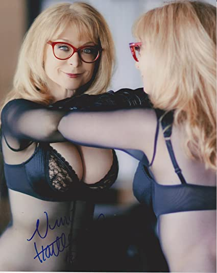 Nina Hartley 5 Original Autographed 8x10 Photo At Amazons Entertainment Collectibles Store