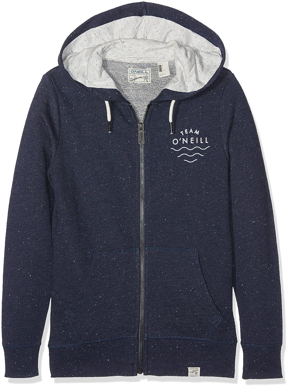 O' Neill Ly Team felpa con cappuccio Bambino, bambini, Ly Team, Inchiostro blu, FR : 152 (Taille Fabricant : 152) ONEAS|#O' NEILL 7A1498