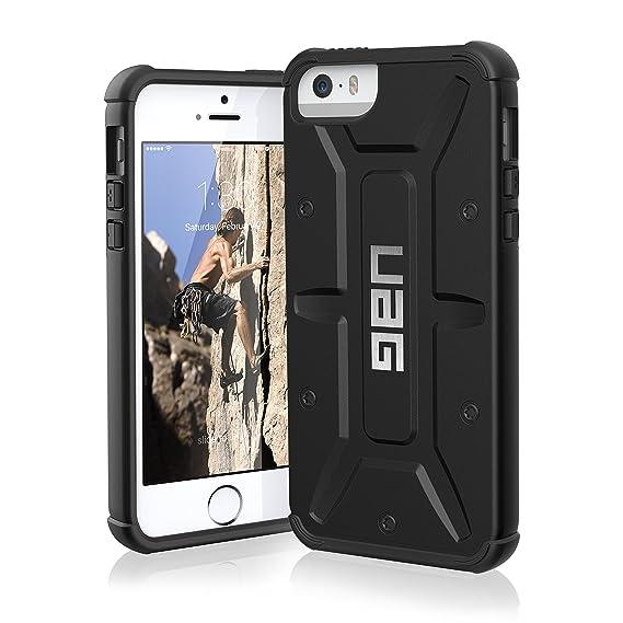 size 40 32e2c af61c Amazon.com: URBAN ARMOR GEAR [UAG] iPhone SE/iPhone 5s Feather-Light ...