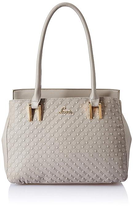 Lavie Nile 1 Women s Handbag (Grey)  Amazon.in  Shoes   Handbags 1016467155a75