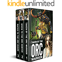 Orc Bride Fated Mates Boxed Set: Books 1-3 – Steamy Monster Paranormal Romance Series (Box Set)