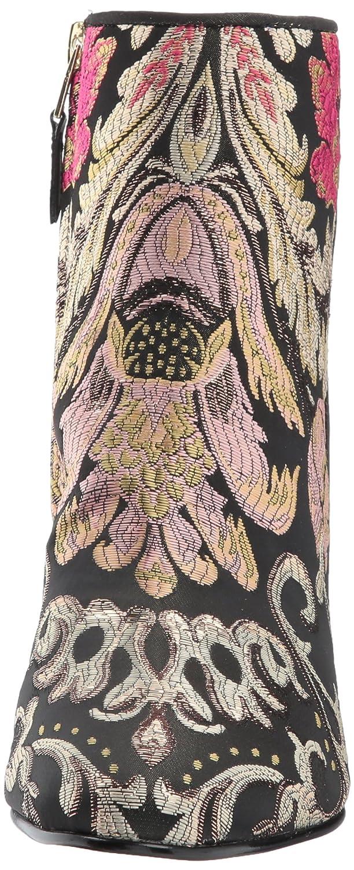 Sam Edelman Women's Taye Ankle Bootie B06XBSVK9F 10 B(M) US Black/Multi Venezia Metallic Jacquard