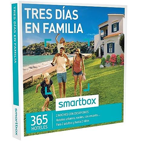 SMARTBOX - Caja Regalo - TRES DIAS EN FAMILIA - 365 hoteles rurales o urbanos en