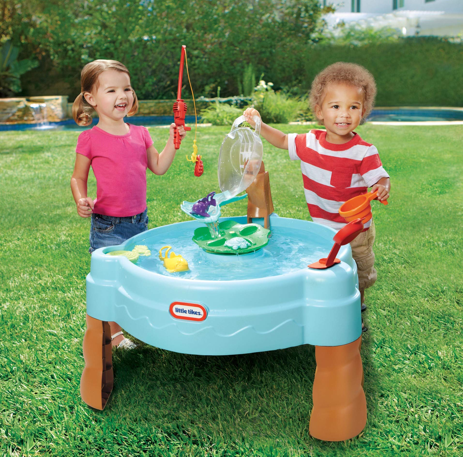 Little Tikes Fish 'n Splash Water Table by Little Tikes (Image #5)