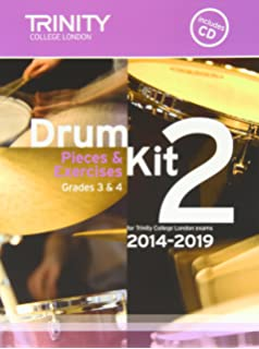 Drum Kit 1 Grades 1 - 2: Amazon co uk: Drum Kit: Books