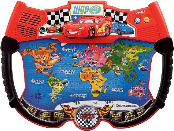 Vtech Disneys Cars Lightning McQueen Atlas