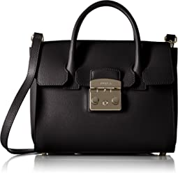 Furla Womens Metropolis Small Satchel