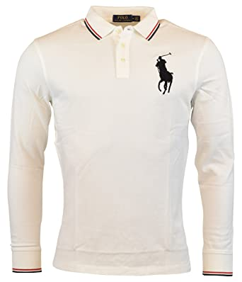 7199b4d8 Polo Ralph Lauren Men's Big Pony Classic Fit Polo Shirt at Amazon Men's  Clothing store: