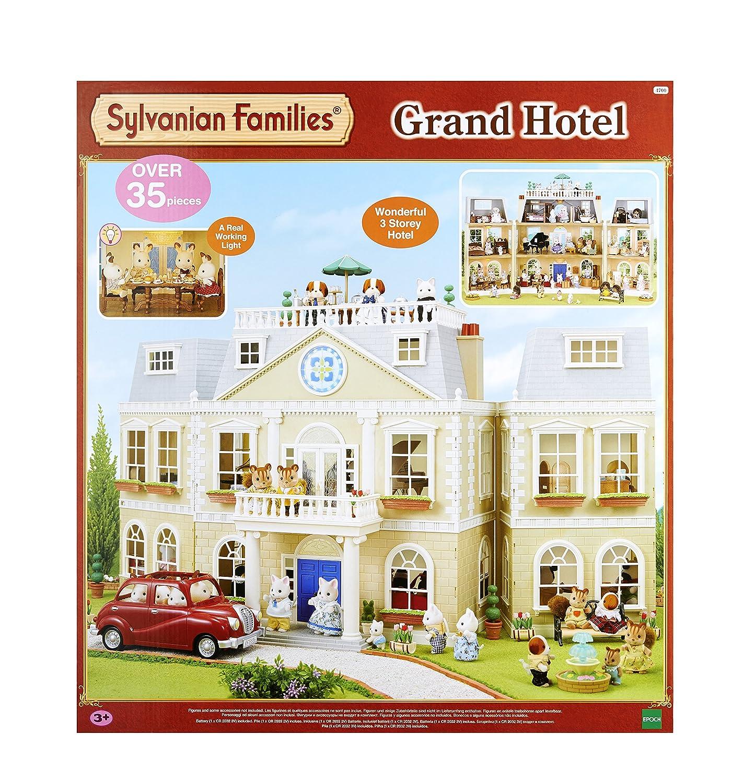 SYLVANIAN FAMILIES Modelo a Escala EPOCH 4700