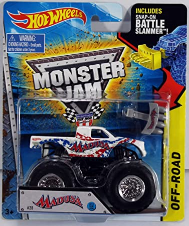 Amazoncom HOT WHEELS 164 SCALE 2015 RELEASE BATTLE SLAMMER