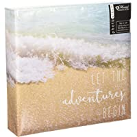 Anker Holiday Destinations/Memory Picture Album, to fit 200 Photos 4x6,with Memo Writing Area, Decorative Travel Design on Front.