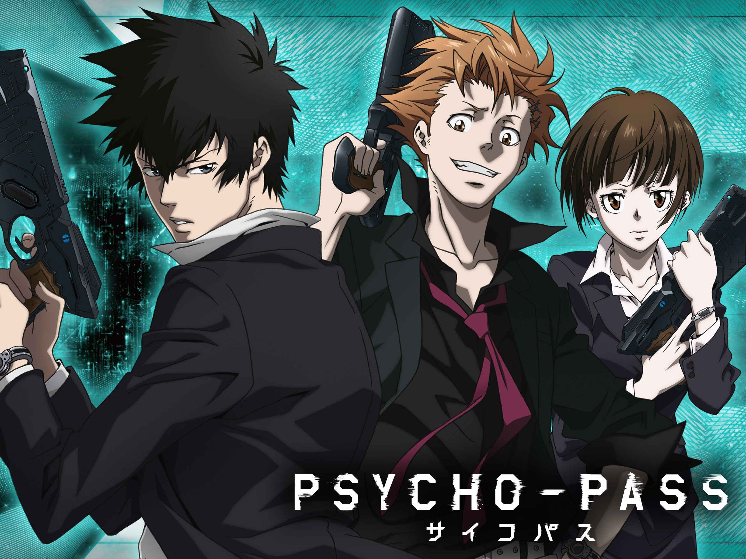 Amazoncom Watch Psycho Pass Season 1 Prime Video