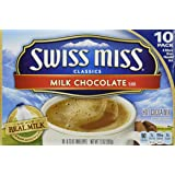 Swiss Miss Classics Milk Chocolate 10 of 0.73 oz - Pack of 2 (Total 20 envelopes)