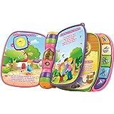 VTech Libro Musical PRIMERAS Rosa con 6 MELODIAS Y Canciones, Color (3480-166757
