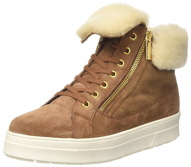 Caprice 26470, Zapatillas para Mujer 38.5 EU Marrón (5)
