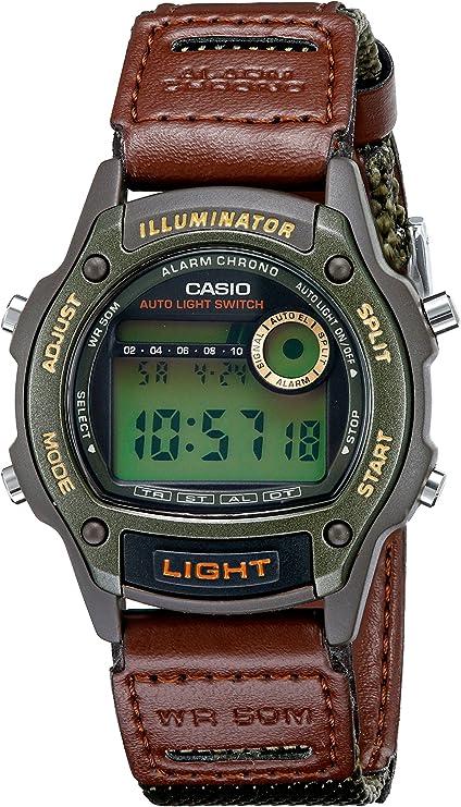 Casio W94HF-3AV - Reloj para Hombres