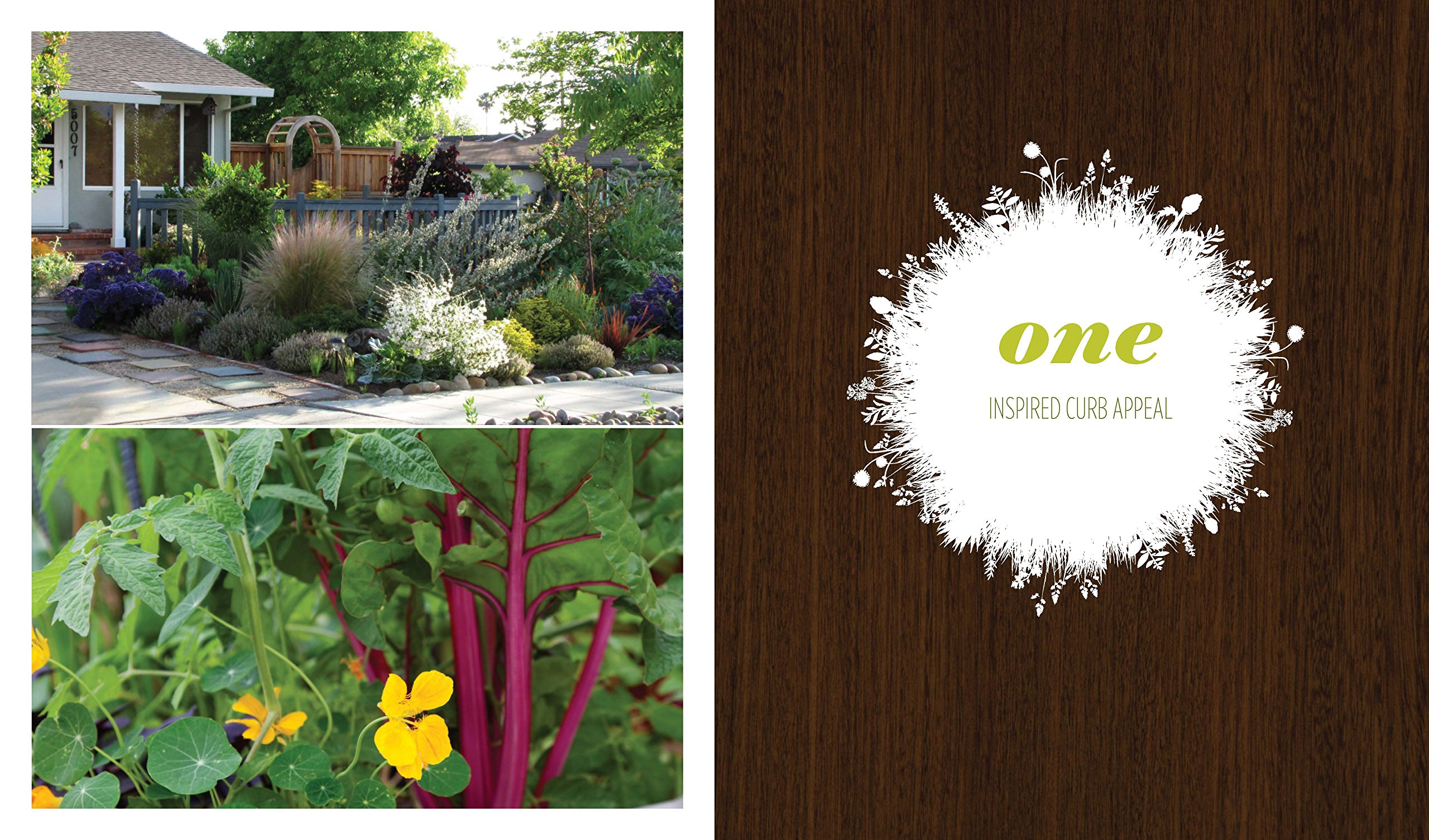 The Edible Front Yard: The Mow-Less, Grow-More Plan for a Beautiful ...