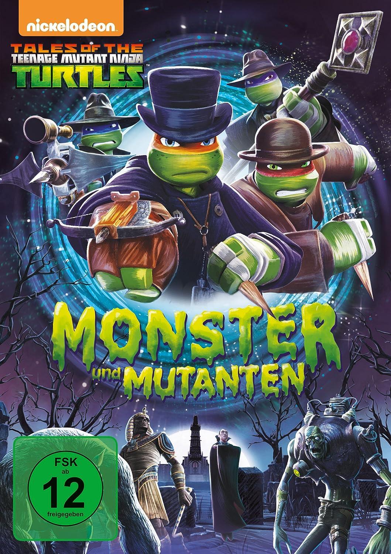 Teenage Mutant Ninja Turtles - Monster und Mutanten Alemania ...