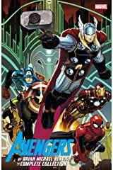 Avengers by Brian Michael Bendis: The Complete Collection Vol. 1 (Avengers (2010-2012)) Kindle Edition