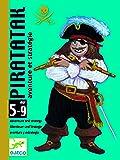Piratatak Djeco-Jeu d'aventures et de stratégie - A partir de 5 ans