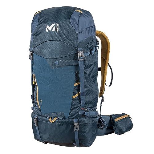 Millet UBIC 40, Mochila Unisex Adultos, Multicolor (Orion Blue/Emerald) 25x56x55 cm (W x H x L): Amazon.es: Zapatos y complementos