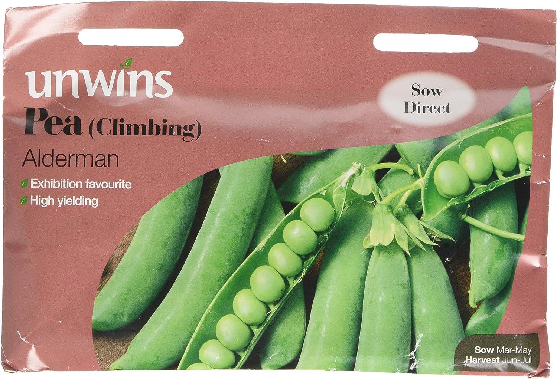 350 Seeds Pea Vegetable Alderman