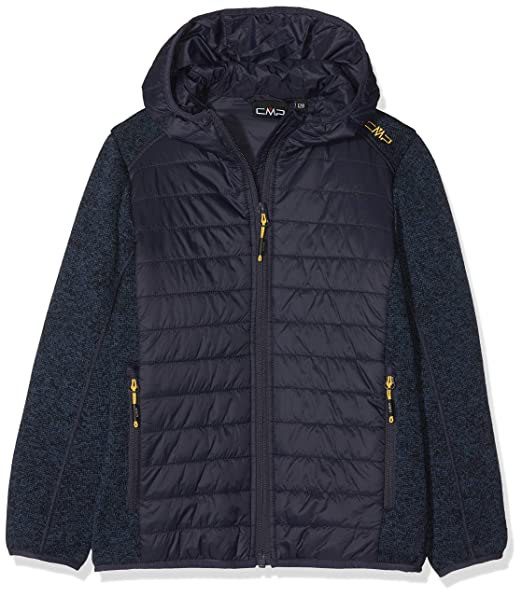 populärer Stil wähle spätestens heiß seeling original CMP Kinder Pile Ibrido Knit Tech Jacke