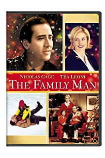 Book Cover: The Family Man