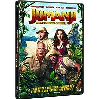Jumanji: Bienvenidos A La Jungla [DVD]