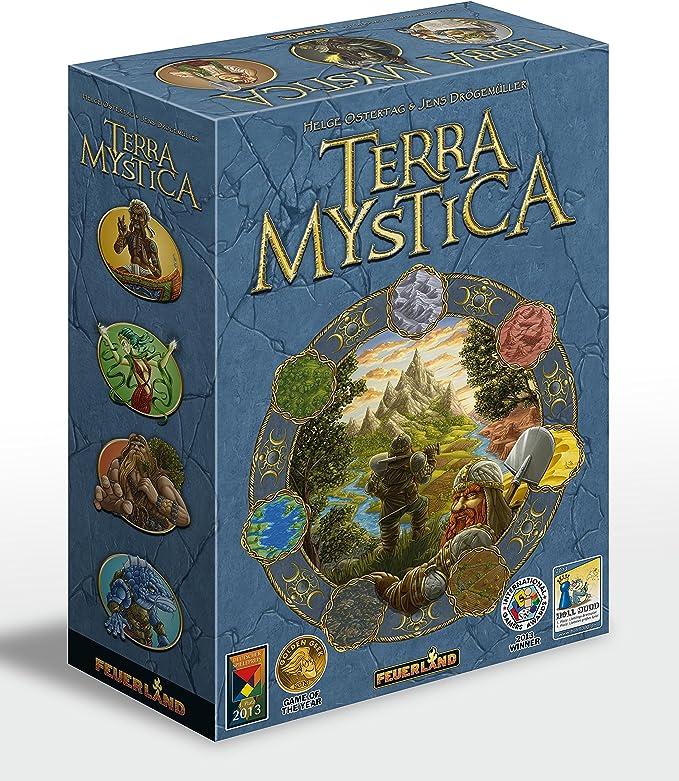 Terra Mystica (Juegos de Feuerland 01): Amazon.es: Juguetes y juegos