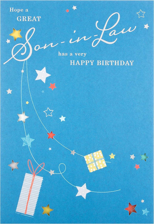Hallmark Happy Birthday Son Happy Birthday Greeting Card