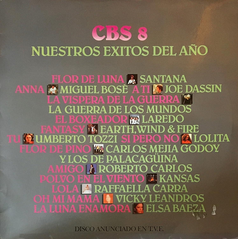 Elsa Baeza, Earth Wind & Fire, Lolita Flores, Joe Dassin ...