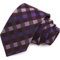 Peluche Groovy Multicolor Colored Microfiber Necktie for Men