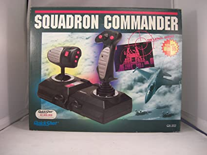 Quickshot Squardron Commander 2 Drivers Windows XP