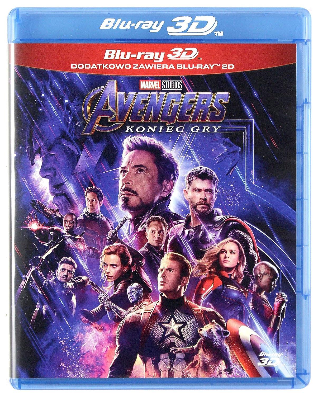 Avengers: Endgame 2Blu-Ray + Blu-Ray 3D Region Free Audio español. Subtítulos en español: Amazon.es: Bradley Cooper, Brie Larson, Scarlett Johansson, Evangeline Lilly, Chris Hemsworth, Karen Gillan, Josh Brolin, Tom Holland, Robert Downey