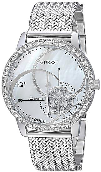 GUESS Aria Ladies Active Plata, Blanco reloj inteligente - Relojes inteligentes (8760 h,