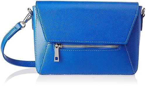 Blu X A Spalla Chicca w Donna Borsa Cm Borse 1522 23x16x8 blue xgPxw7BY