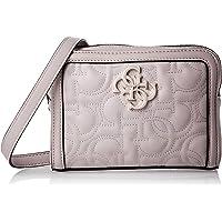 GUESS Women's New Wave Convertible Belt Bag, Moonstone - VG747580