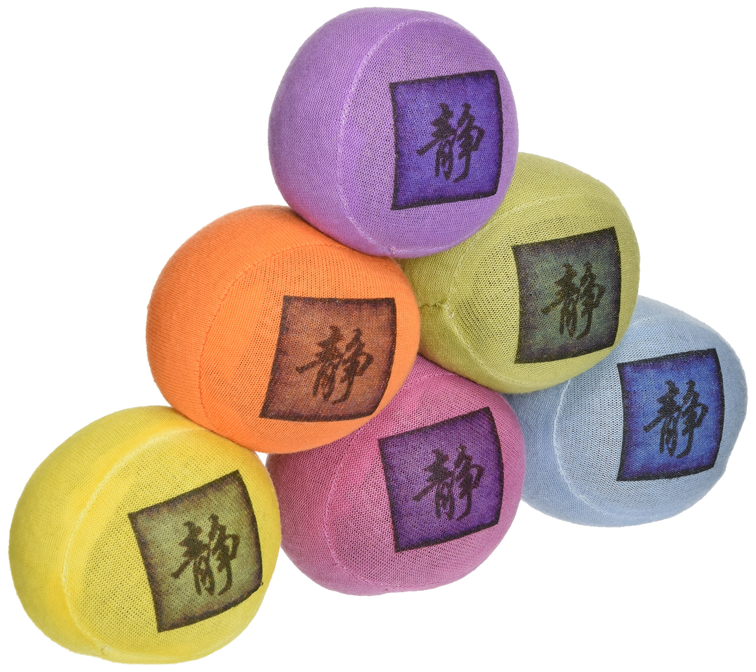 Lavender Luvies Lavender Stress Balls, Serenity - 6 Pack by Lavender Luvies