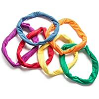 Special Supplies Chew Necklaces for Sensory Kids Boys and Girls, 6 Bands, Soft and Super Absorbent Terry Cloth, Shirt…