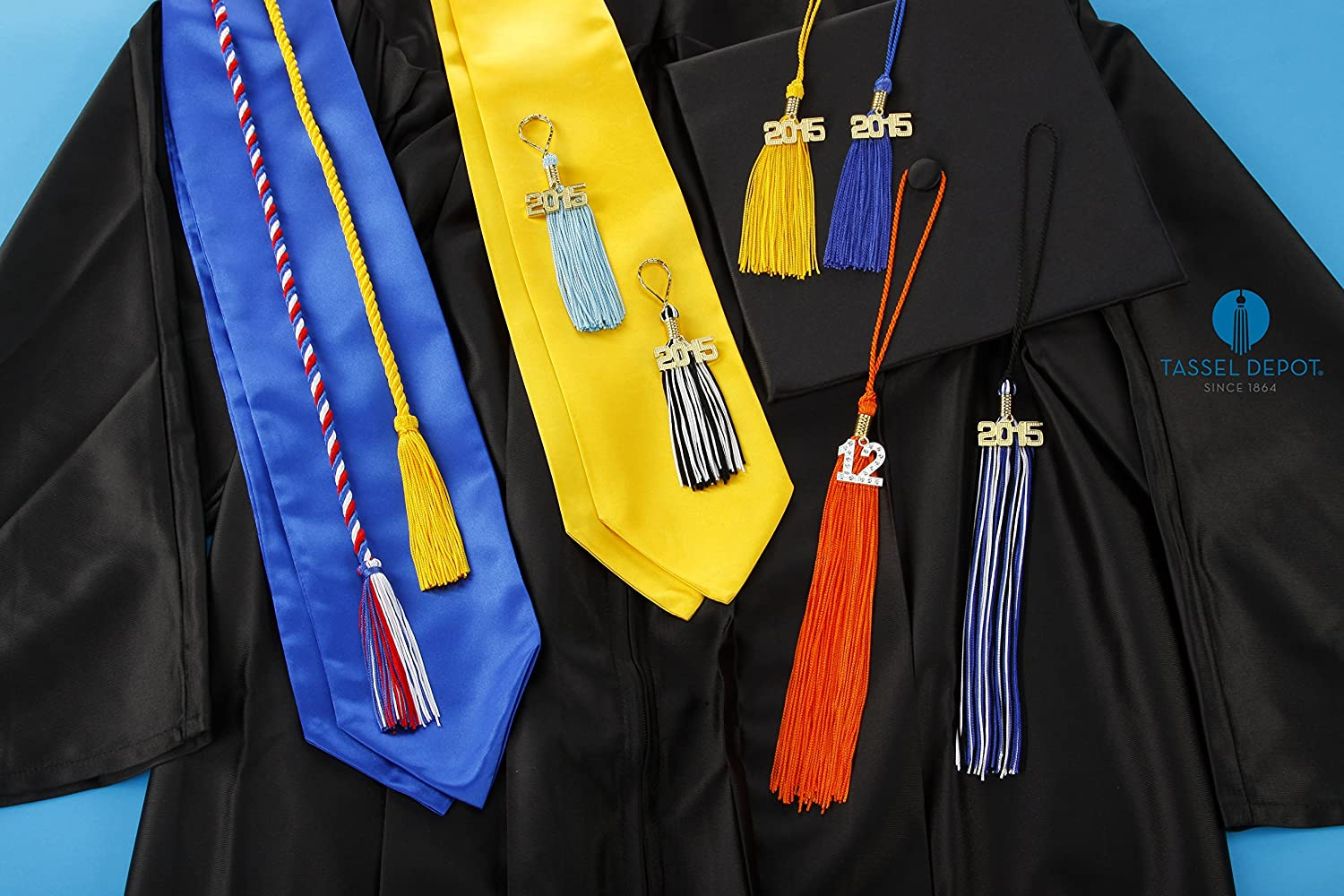 Amazon.com: HONOR CORD GOLD - TASSEL DEPOT BRAND - MADE IN USA