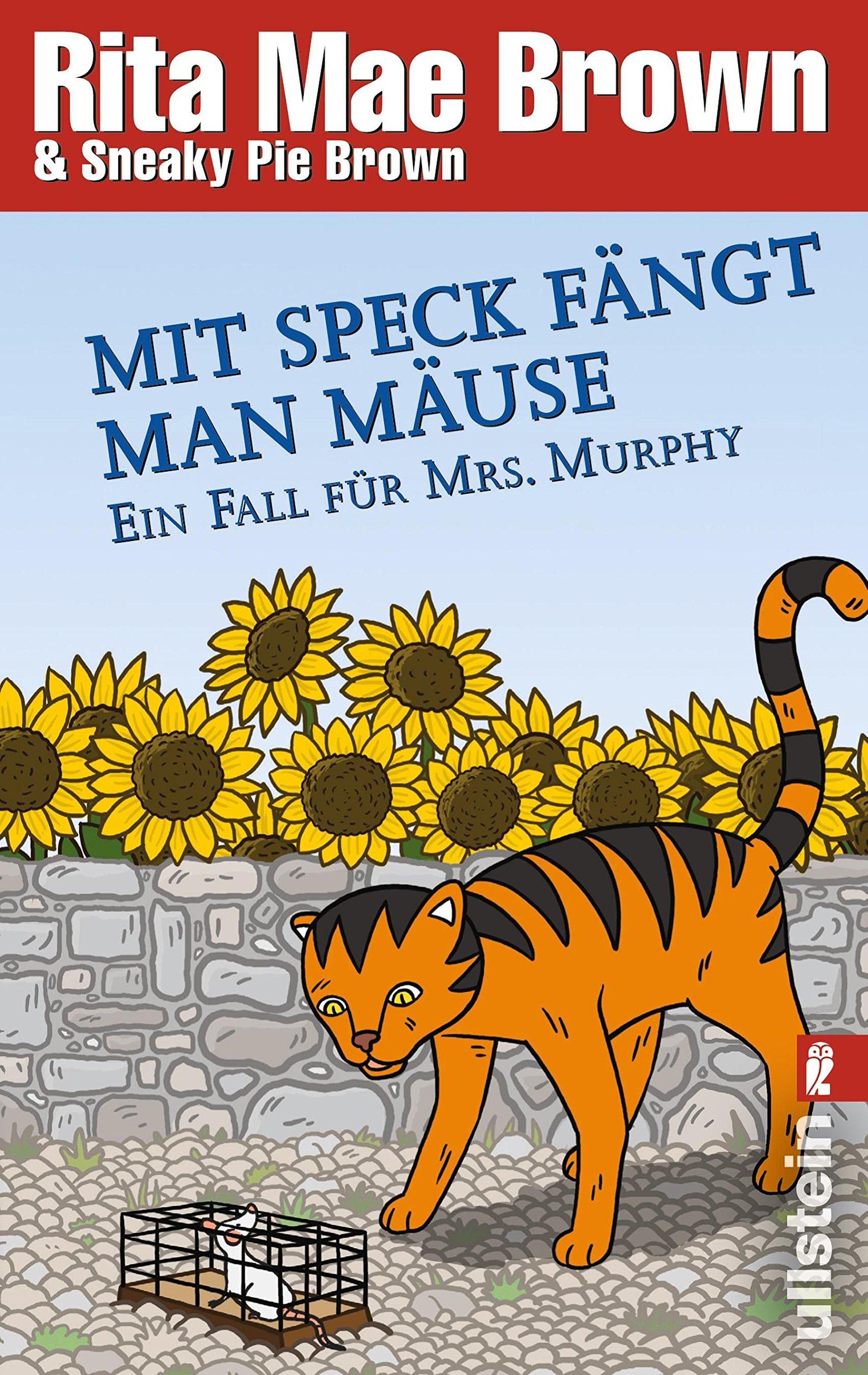 Mit Speck Fängt Man Mäuse Ein Fall Für Mrs Murphy Ein Mrs Murphy