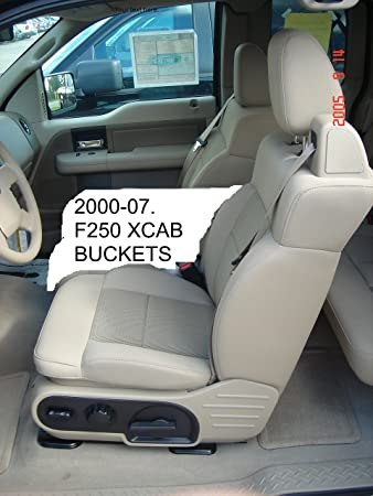 Honda Pilot Captains Chairs >> Amazon Com Durafit Seat Covers Made To Fit Ford F250 F550