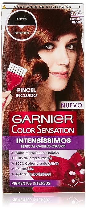 garnier 860 07156 color sensation intensissimos permanent coloration 60 ml - Coloration 60