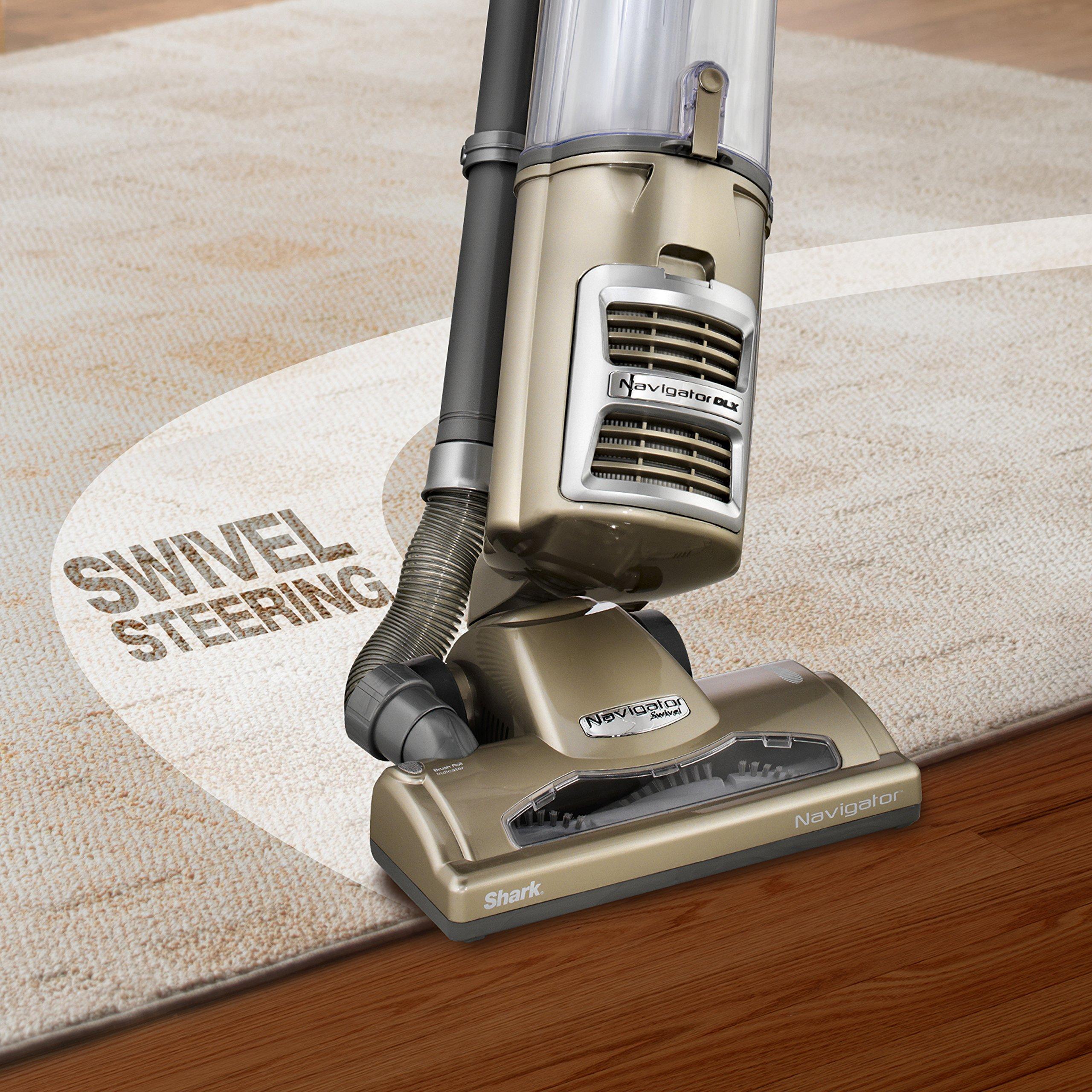 Shark Navigator Professional Upright Vacuum, Gold and Silver (NV70) by SharkNinja (Image #2)