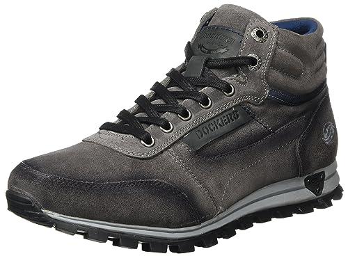 Uomo by Collo Sneaker Alto a Dockers 41jf007 Amazon Gerli 201220 RU8Acgaq