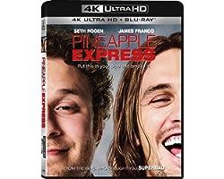 Pineapple Express [4K Ultra HD + Digital Copy] [Blu-ray] (Bilingual)