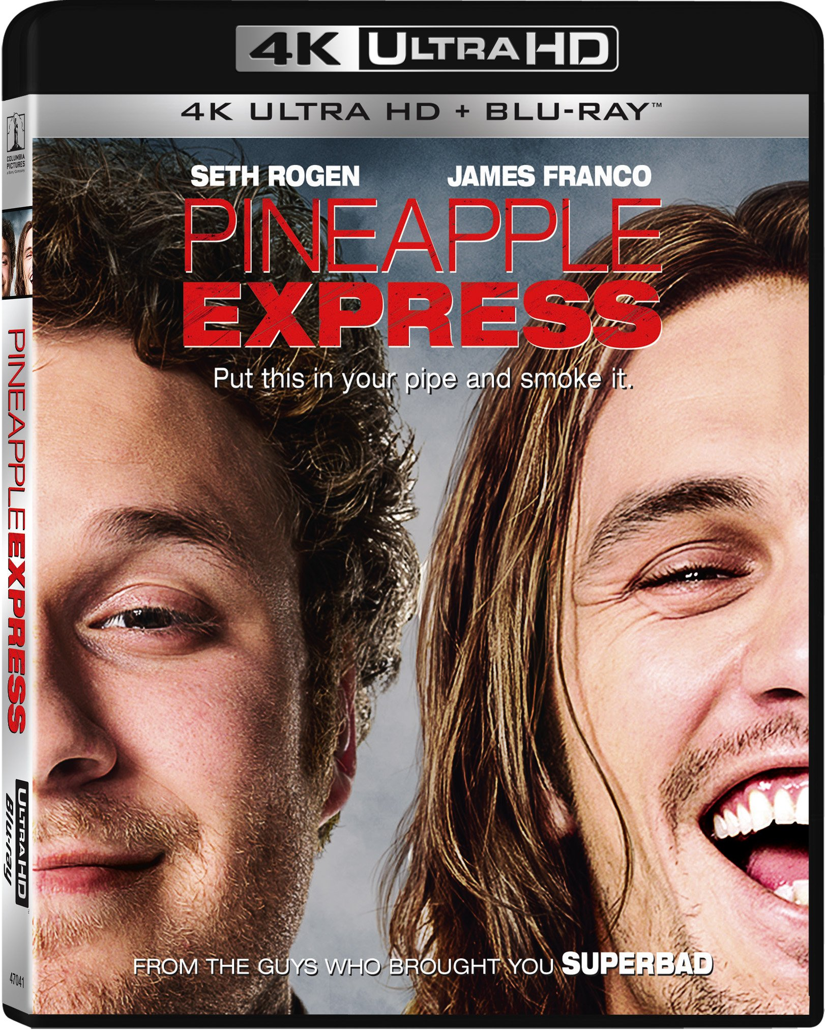 4K Blu-ray : Pineapple Express (With Blu-Ray, Ultraviolet Digital Copy, 2 Disc)