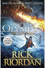 Heroes of Olympus: The Lost Hero Paperback
