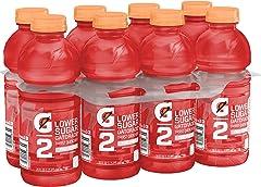 Gatorade G2, Low Calorie Fruit Punch, 8 Pack, 20 oz